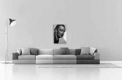 Dali tableau contemporain